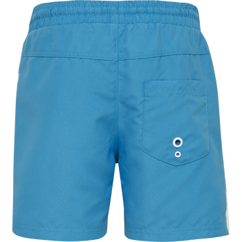 hmlDELTA BOARD SHORTS, MEDITERRANIAN BLUE, packshot