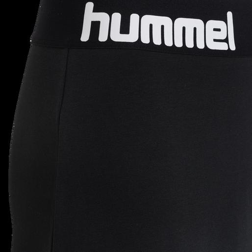 hmlMYNTE SKIRT, BLACK, packshot