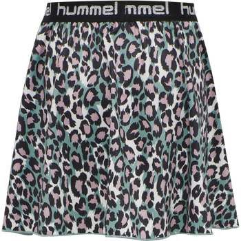 hmlNANNA SKIRT, OIL BLUE, packshot