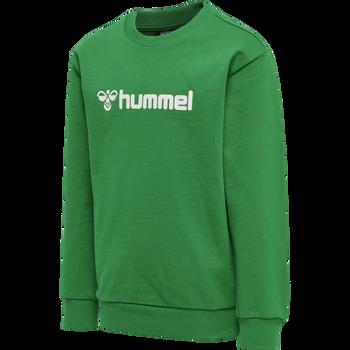 hmlSPRING TRACKSUIT, JOLLY GREEN, packshot