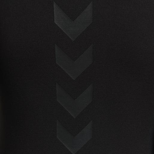 hmlLINEA GYMSUIT, BLACK, packshot