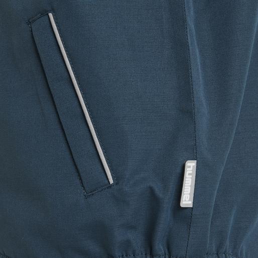 hmlBASSA JACKET, MAJOLICA BLUE, packshot