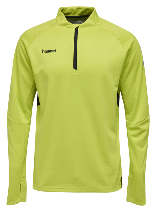 TECH MOVE HALF ZIP SWEATSHIRT, EVENING PRIMROSE, packshot
