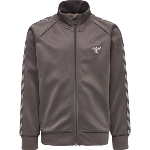 HMLKICK ZIP JACKET, SPARROW, packshot