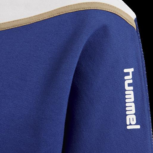 hmlCRISSY SWEATSHIRT, MAZARINE BLUE, packshot