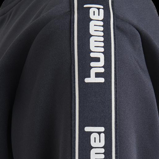 hmlRANDALF ZIP JACKET, BLUE NIGHTS, packshot