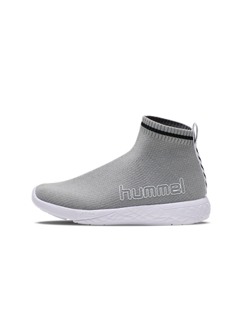 TERRAFLY SOCK RUNNER JR, SILVER, packshot