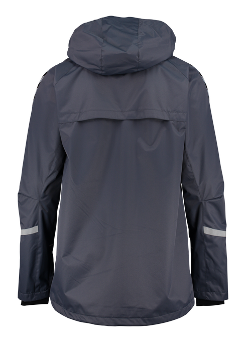 AUTH. CHARGE ALL-WEATHER JACKET, OMBRE BLUE/NASTURTIUM, packshot
