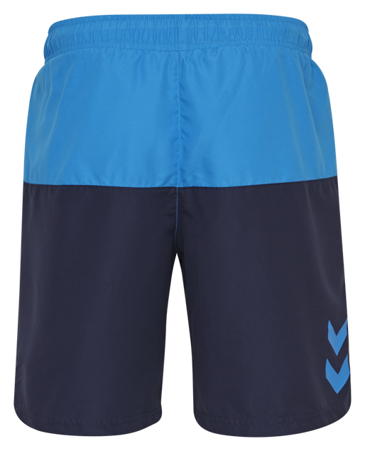hmlZANE BOARD SHORTS, BRILLIANT BLUE, packshot
