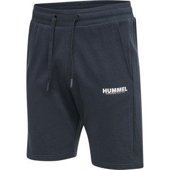 hmlLEGACY SHORTS, BLUE NIGHTS, packshot
