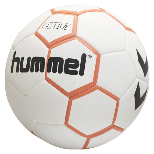 hmlACTIVE HANDBALL, WHITE/PINK, packshot