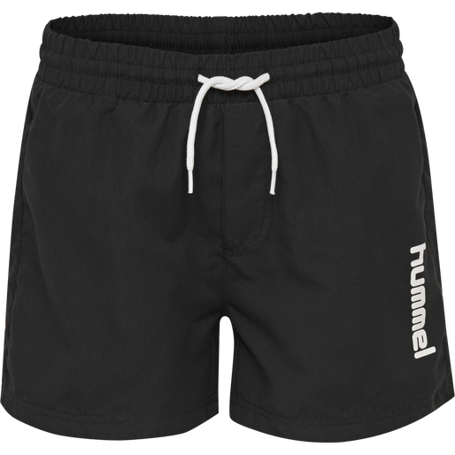 hmlBONDI BOARD SHORTS, BLACK, packshot