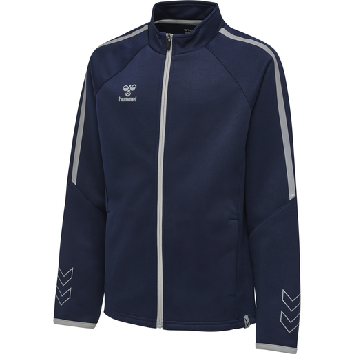 hmlCIMA KIDS ZIP JACKET, MARINE, packshot
