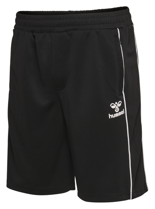 hmlARNE SHORTS, BLACK, packshot