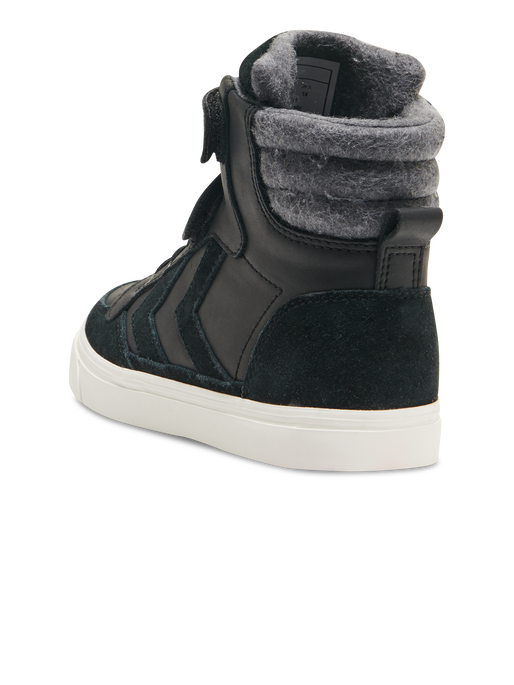 STADIL WINTER HIGH JR, BLACK, packshot