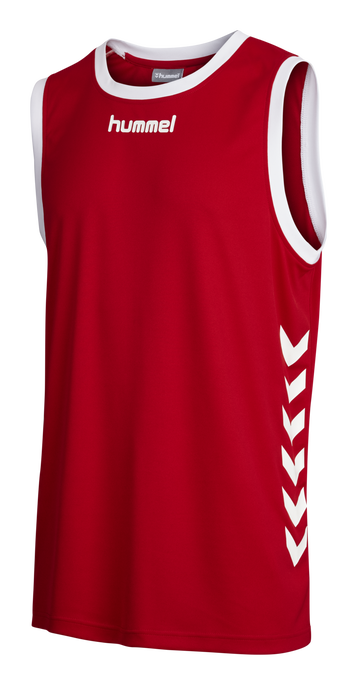 CORE BASKET JERSEY, TRUE RED, packshot
