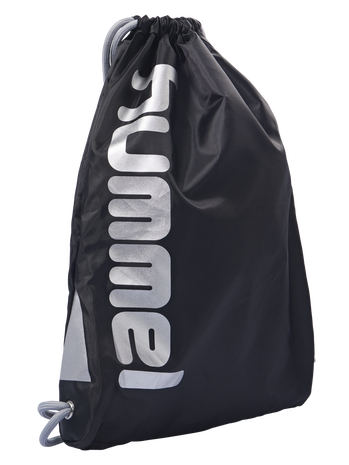 AUTHENTIC CHARGE GYM BAG, BLACK, packshot