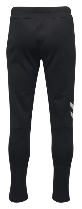 TECH MOVE KIDS FOOTBALL PANTS, BLACK, packshot
