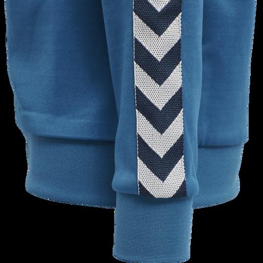 HMLKICK ZIP JACKET, BLUE SAPPHIRE, packshot