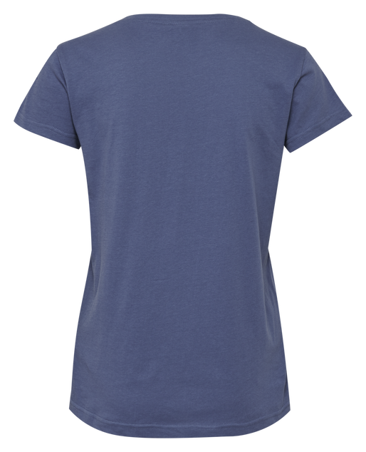hmlROSE T-SHIRT S/S, BIJOU BLUE, packshot