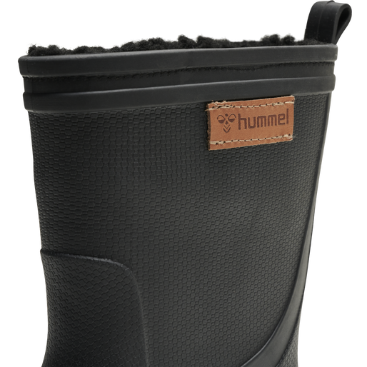 THERMO BOOT JR, BLACK, packshot
