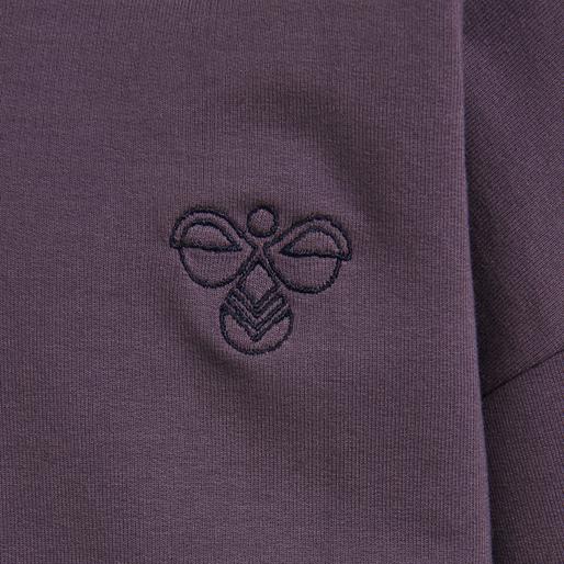 hmlSIENNA DRESS L/S, VINTAGE VIOLET, packshot