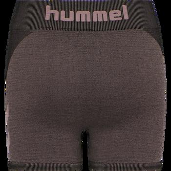 hmlSPIN SEAMLESS TIGHT SHORTS, TWILIGHT MAUVE, packshot