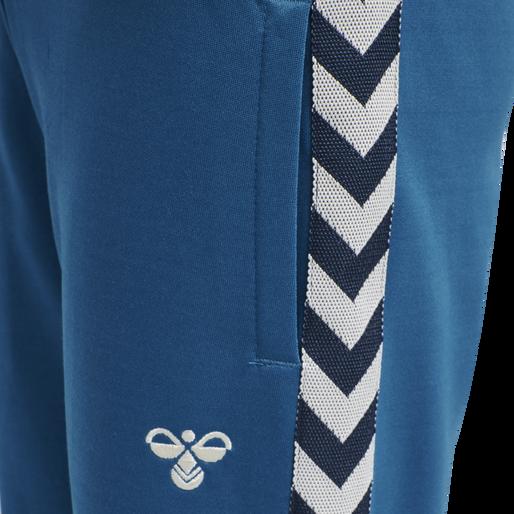 HMLKICK PANTS, BLUE SAPPHIRE, packshot