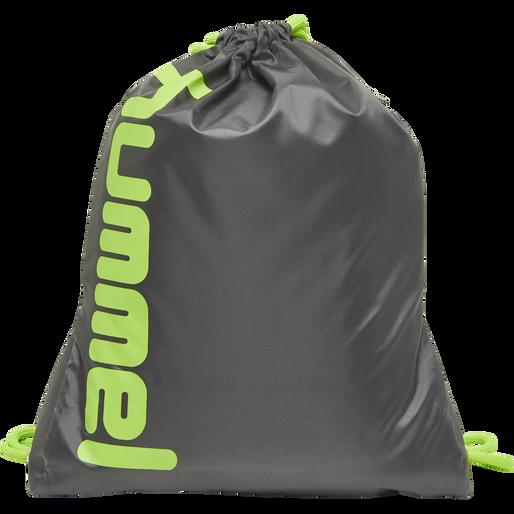 HUMMEL COURT GYM BAG, ASPHALT, packshot