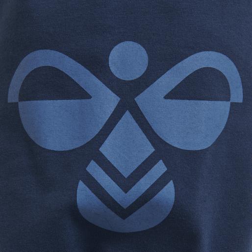 hmlSKY BODYSUIT S/S, ENSIGN BLUE, packshot