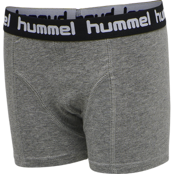 hmlBOXERS-2 PACK, MEDIUM MELANGE, packshot