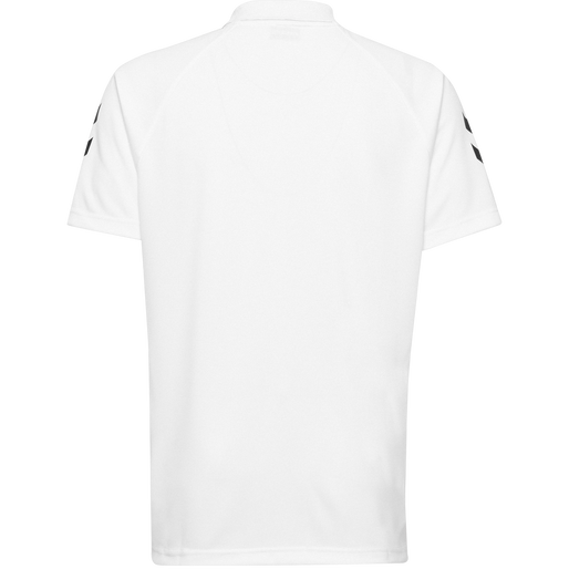 CORE FUNCTIONAL POLO, WHITE, packshot