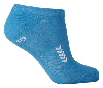 ANKLE SOCK SMU, ATOMIC BLUE/WHITE, packshot