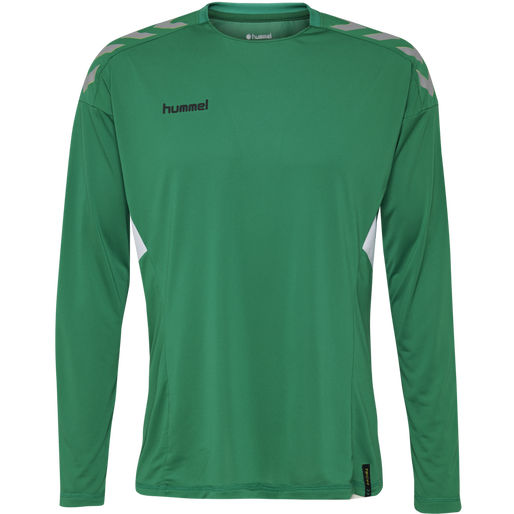 TECH MOVE JERSEY L/S, SPORTS GREEN, packshot