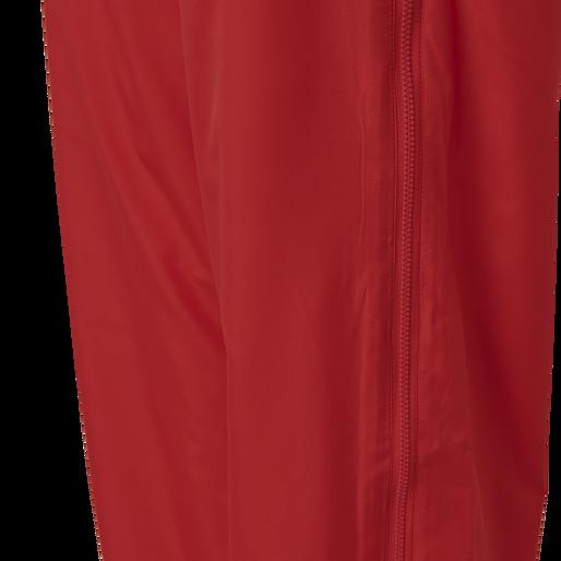 hmlCHRISTAL OVERSIZED PANTS, TRUE RED, packshot