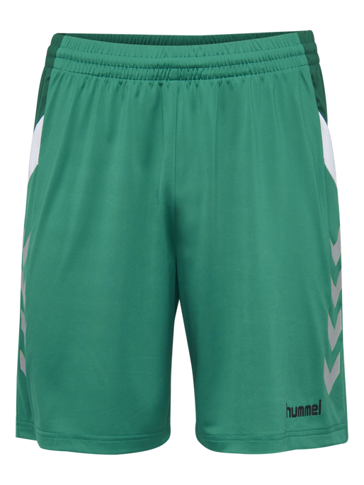 TECH MOVE KIDS POLY SHORTS, SPORTS GREEN, packshot