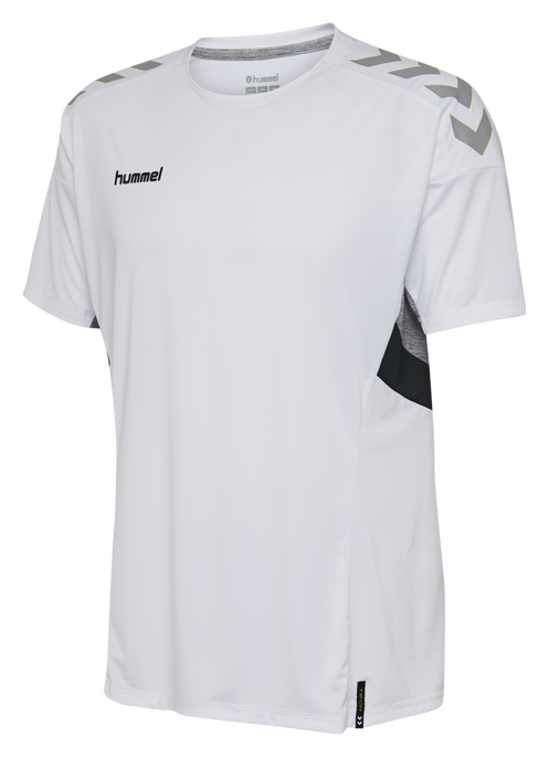 TECH MOVE JERSEY S/S, WHITE, packshot