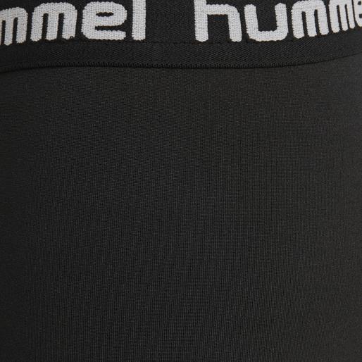 hmlTONSE 3/4 TIGHTS, BLACK, packshot