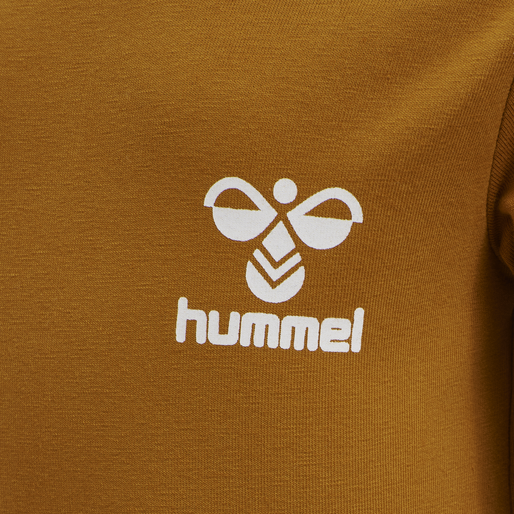 hmlMAUI BODY L/S, PUMPKIN SPICE, packshot