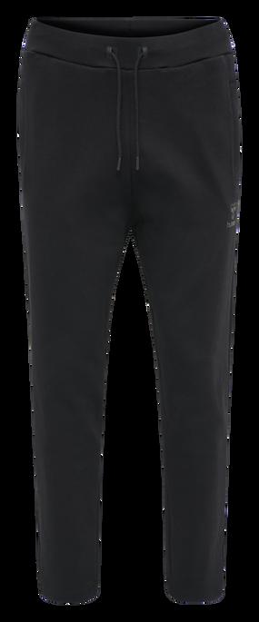 HMLAXTON PANT, BLACK, packshot