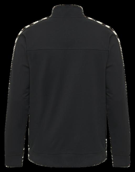 hmlMOVE CLASSIC ZIP JACKET, BLACK, packshot