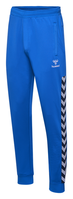 HMLNATHAN PANTS, NEBULAS BLUE, packshot