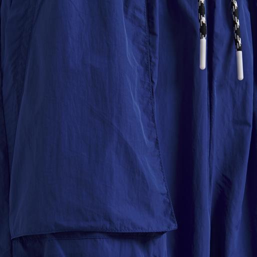 hmlSTORM OVERSIZED PANTS, MAZARINE BLUE, packshot