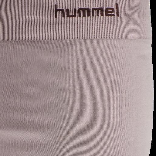 hmlKITH SEAMLESS TIGHTS, DEAUVILLE MAUVE, packshot