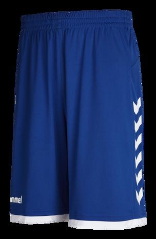 CORE BASKET SHORTS, TRUE BLUE, packshot