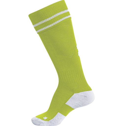 ELEMENT FOOTBALL SOCK , GREEN GECKO, packshot