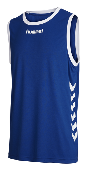 CORE BASKET JERSEY, TRUE BLUE, packshot