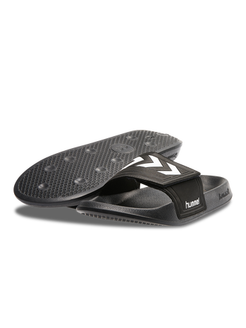 LARSEN SLIPPER VC, BLACK, packshot