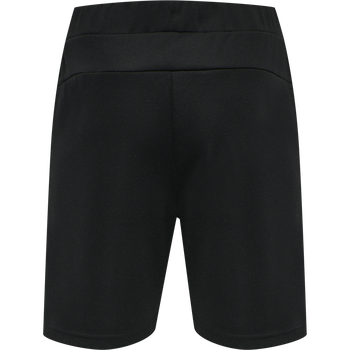 HMLFLIP SHORT, BLACK, packshot