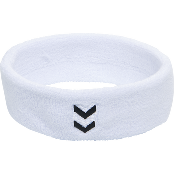 HUMMEL CHEVRON HEADBAND, WHITE, packshot